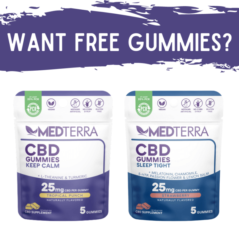medterra gummies free