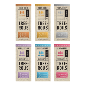 tree-rolls pre-roll flight